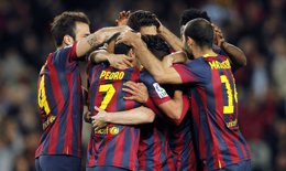 Foto: Crónica del FC Barcelona - Athletic Club de Bilbao, 2-1 (REUTERS)