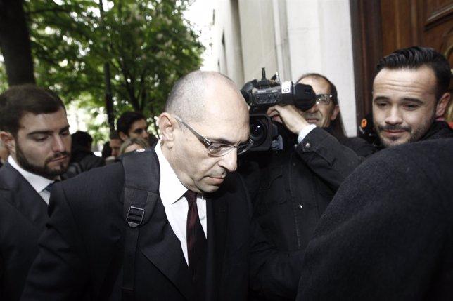 Juez Elpidio Silva
