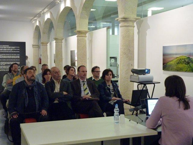 Presentación del proyecto Rimar