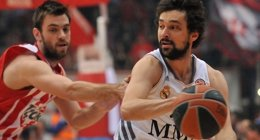 Foto: Crónica del Olympiacos - Real Madrid, 71-62 (EUROLEAGUE)