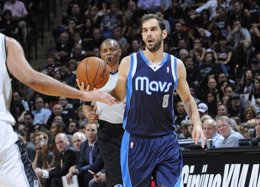 Foto: Los Mavericks se lucen en San Antonio e igualan la eliminatoria (DALLAS MAVERICKS)