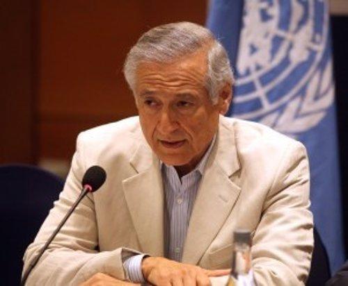 El próximo ministro de Exteriores de Chile, Heraldo Muñoz