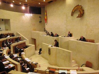 Foto: Anchoa, carreteras, emergencias, ley eólica y derribos, a debate este lunes (EUROPA PRESS)