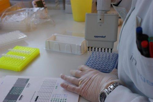 Laboratorio de secuenciación de adn