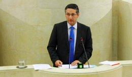 Foto: El PP presume de los 28 millones de Valdecilla en todos los debates del Pleno (PP)