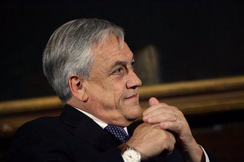 El ex presidente de Chile Sebastián Piñera.