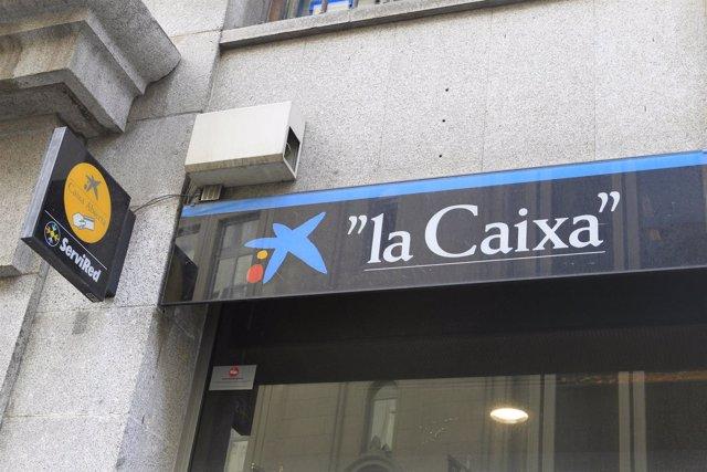 La caixa emite bonos simples no garantizados a cinco a os for Oficina catalunya caixa