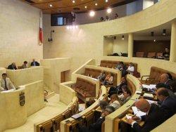 Juan Guimerans en el debate sobre el estado de la región