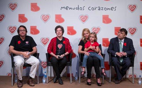 Presentación campaña Menudos Corazones