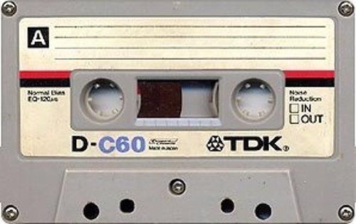 Una cinta de casete