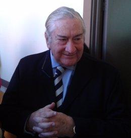 El consejero de Sanidad, Javier Rodríguez