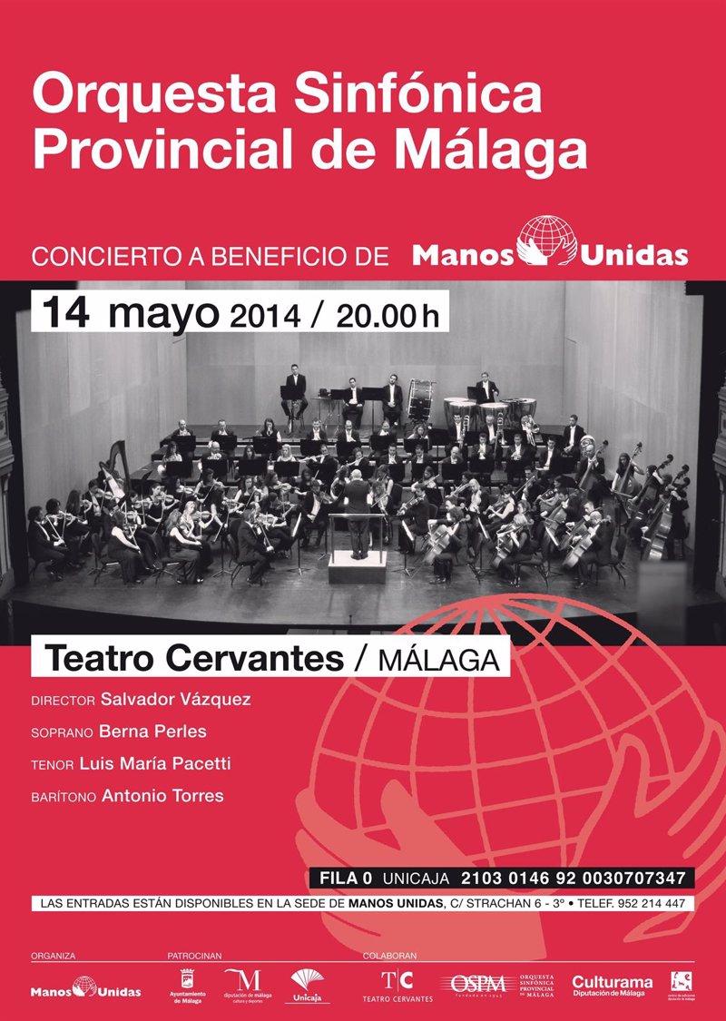 M laga cultura la orquesta sinf nica provincial ofrece - Jefatura provincial trafico malaga ...
