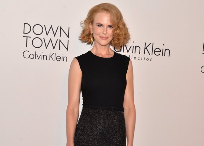 Designer Nicole Kidman Attends The Calvin Klein Co