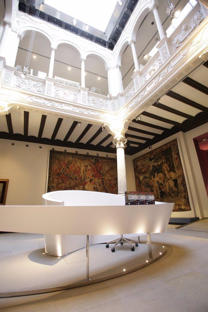 El Camón Aznar participa en el Día de los Museos