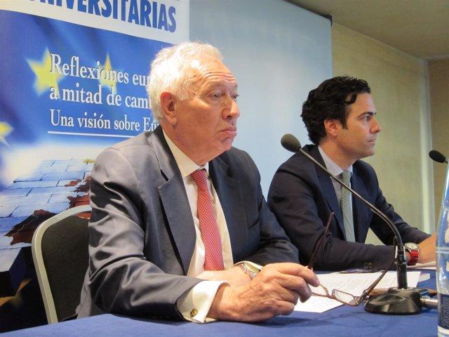 García-Margallo y Pablo Zalba.