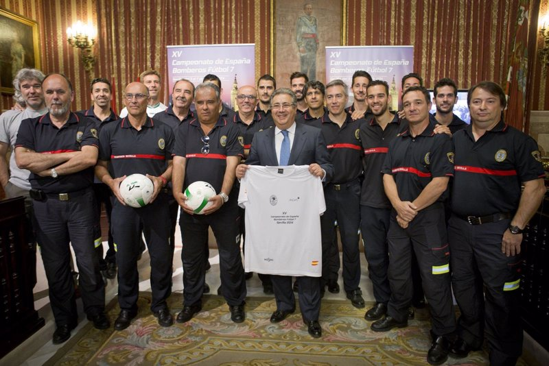campeonato futbol 7 ciudad jaen: