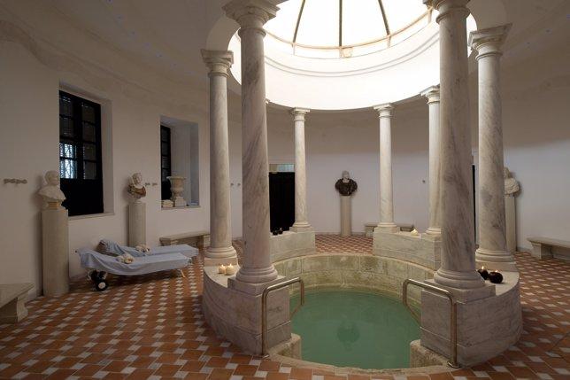 M laga turismo el complejo termal villa padierma de - Mejor spa sevilla ...