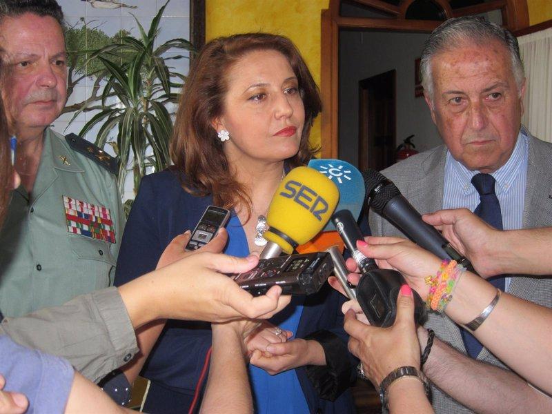 Crespo destaca el trabajo contra el fraude del - Subastas ministerio del interior ...