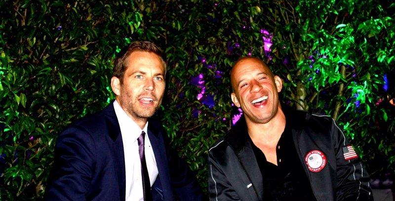 Vin Diesel recuerda a Paul Walker en un vídeo homenaje