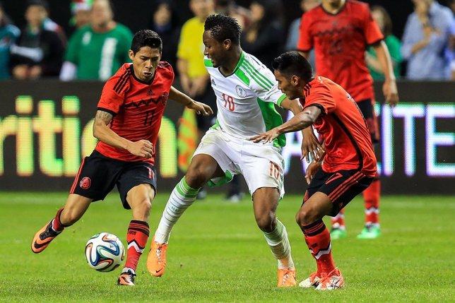 Nigeria busca ser la sorpresa del Mundial