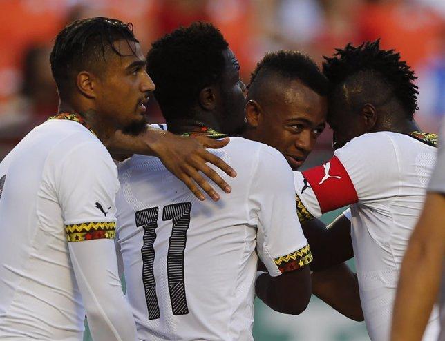Ghana, a seguir haciendo historia en el Mundial