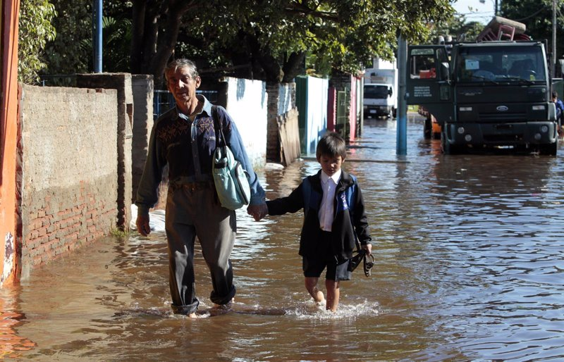 natural disasters throughout south america Economic and financial impacts of natural disasters: an assessment of their effects and options for mitigation  major natural disasters can and do have severe.