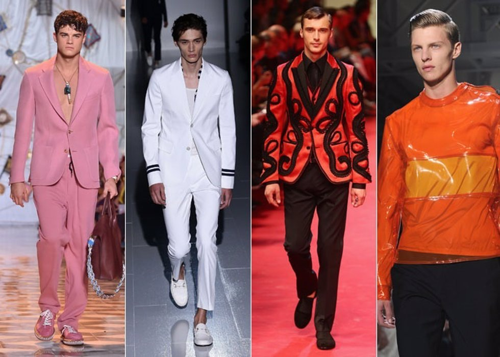 Milan fashion week menswear 2015