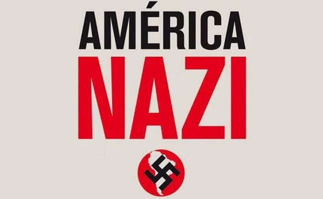 El libro 'América nazi'