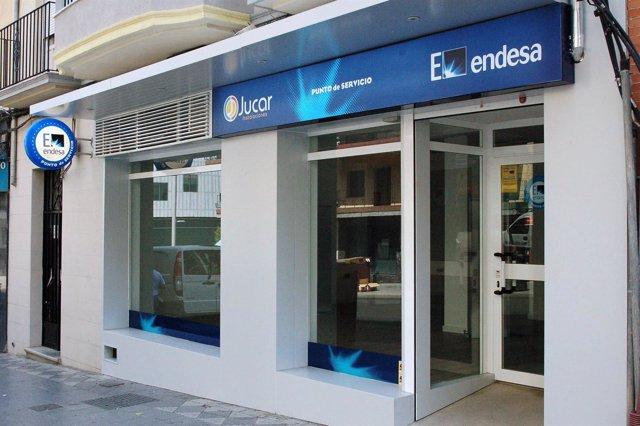 Endesa pone en servicio un nuevo punto de atenci n for Oficinas unicaja cordoba
