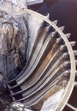 Central hidráulica de Iberdrola