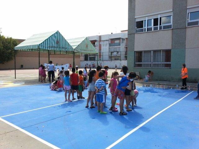 Sadeco comienza sus talleres medioambientales de verano en for Saneamientos gala