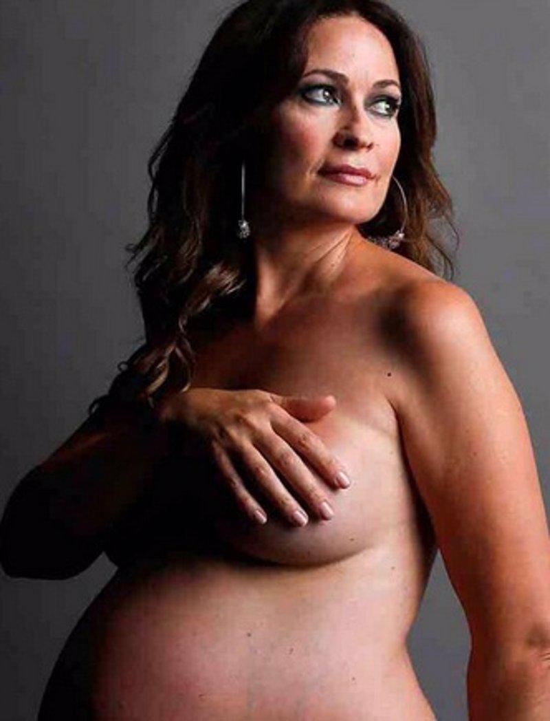 Demi y su embarazo: la historia de la portada más