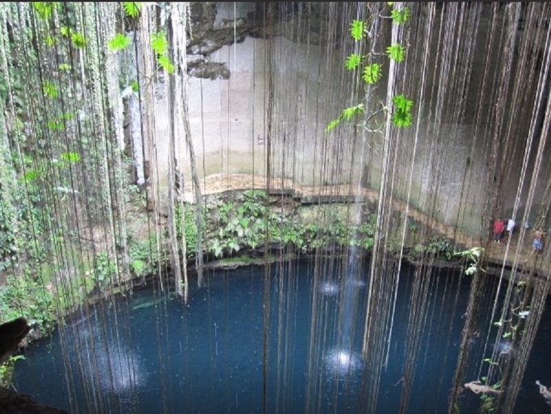Cinco piscinas naturales en am rica que no te deber as perder - Piscinas naturales mexico ...