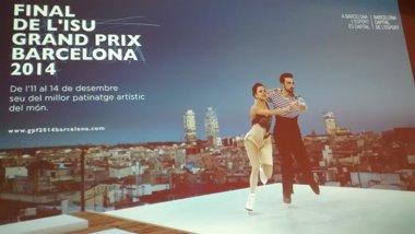 Foto: Barcelona decidirá los mejores patinadores artísticos sobre hielo del mundo en la final del ISU Grand Prix (EUROPA PRESS)