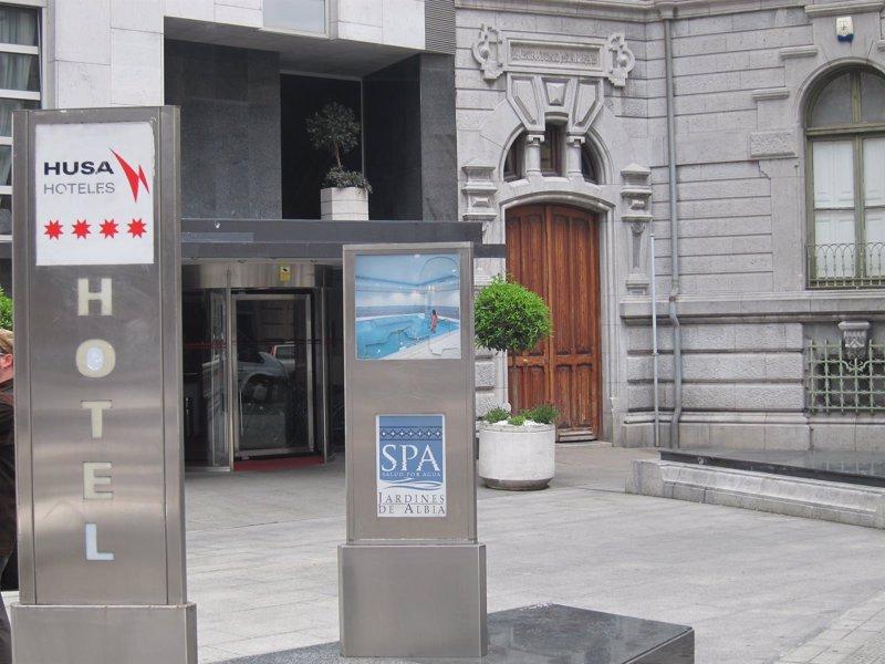 Declarado el concurso de acreedores del hotel spa jardines for Jardines de albia spa