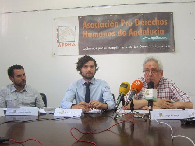 Coordinadora para la prevención y Denuncia de la Torura en Andalucía