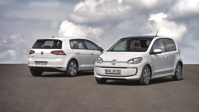 Volkswagen e-up! y e-Golf