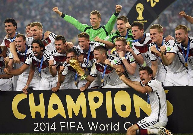 Alemania campeona