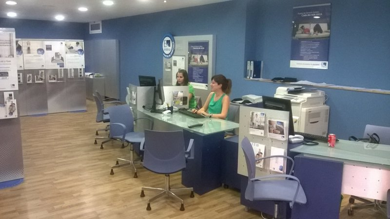 Endesa cuenta con una nueva oficina comercial for Oficina fecsa endesa