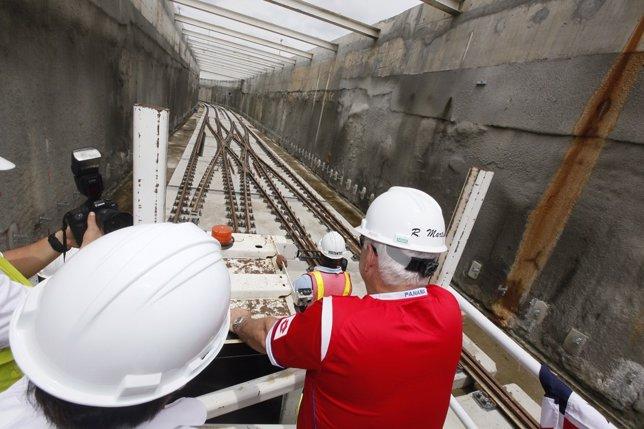 Metro de barcelona asesorar a panam en la construcci n Empresas de construccion en barcelona