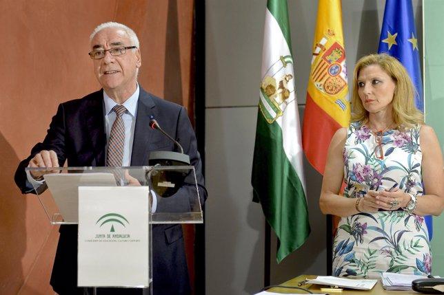 Alonso informa sobre la implantación de la Lomce