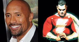 Foto: The Rock insinúa que interpretará a Shazam (GETTY/DCCOMICS)