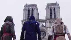 Foto: Así sería Assassin's Creed Unity en la vida real (vídeo) (PORTALTIC)