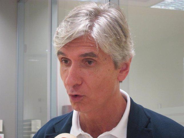 El dtor.De la Agencia de Calidad y Evaluación Sanitaria catalana, J.M.Argimon