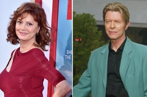 Foto: Susan Sarandon confiesa su intenso affaire con David Bowie (GETTY)