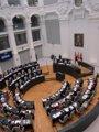 Foto: La criticada contratación en Madrid Destino y el arbolado protagonizarán el último Pleno antes del parón estival
