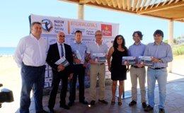 Foto: Tarragona, sede de la cuarta prueba del Campeonato de España de voley playa (TARRAGONA 2017)