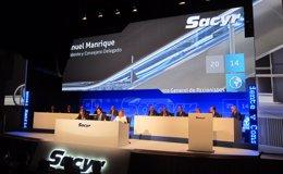 Foto: (Ampl.) Sacyr gana 61,8 millones, un 1,2% más, por el negocio internacional y Repsol (EUROPA PRESS)