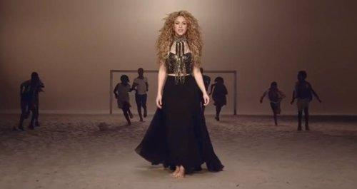 El 'La La La' de Shakira, el anuncio más compartido de la historia