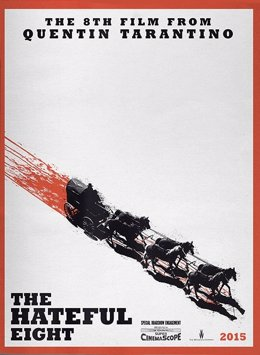 Foto: Tarantino estrena el póster de The Hateful Eight (EMPIRE)